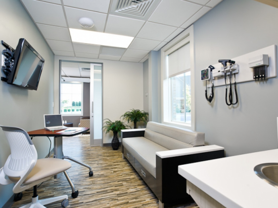 Patient Centered Assessment Room