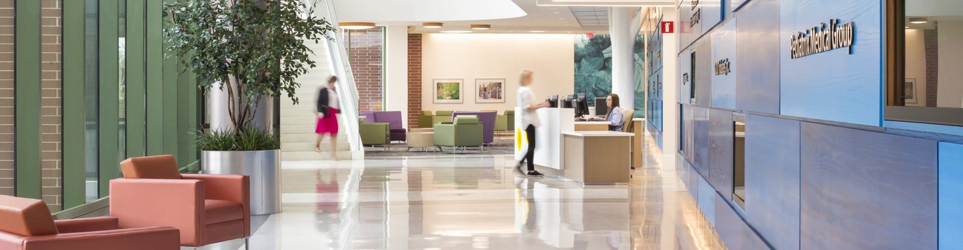 Akron Children's Hospital Kay Jewelers Pavilion, Submitted By HKS, Inc.