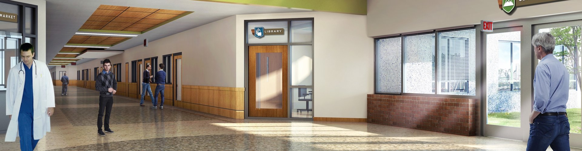 Virginia Center For Behavioral Rehabilitation, Submitted By HDR, Inc.